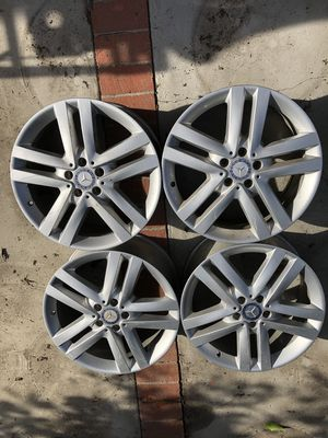 19 Inch Mercedes Benz Wheels used for Sale in Ontario, CA