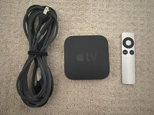 Apple TV with remote for Sale in Orem, UT