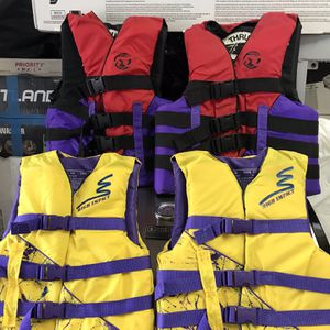 High Impact Life Vests for Sale in Virginia Gardens, FL
