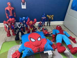 Super heroes toys for Sale in Sunrise, FL