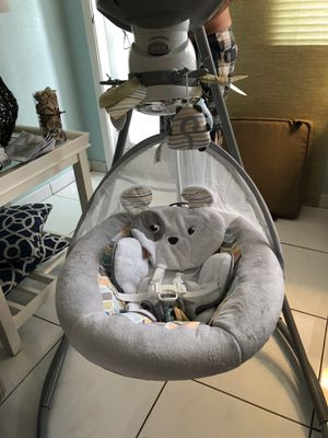 Baby swing for Sale in Lake Worth, FL