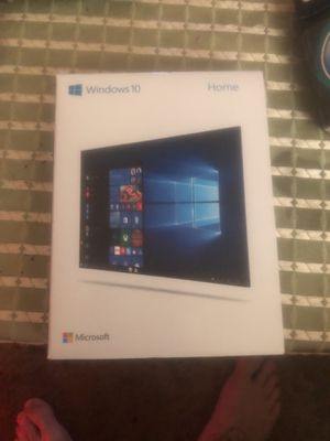 Brand new windows 10 home retails at 150$ for Sale in Lehigh Acres, FL