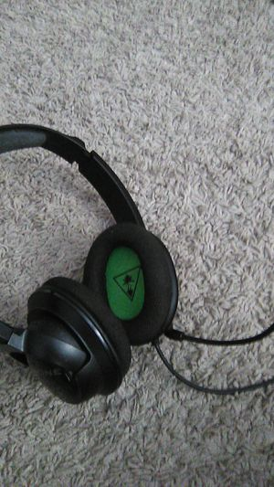 Earforce Turtle Beach XO One gaming headset for Sale in Tampa, FL