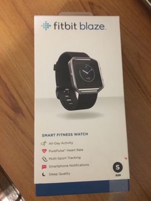 FitBit Blaze Brand New Open Box for Sale in Miami, FL