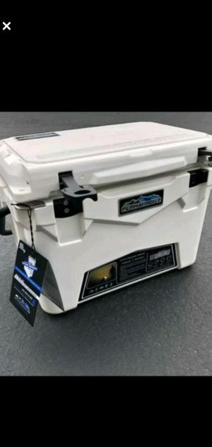 Brand New Roto-molded 20 qt WHITE top of line Ice Chest Cooler & DOZENS more items posted here for Sale in Kirkland, WA