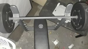 Used weight bench for Sale in Antioch, CA