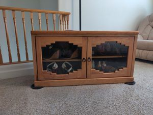Wood cabinet for Sale in Avondale, AZ