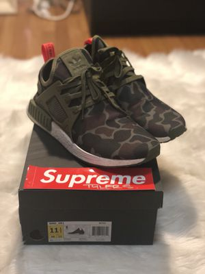 Adidas NMD XR1 Duck Camo - Sz 11.5 for Sale in Seattle, WA