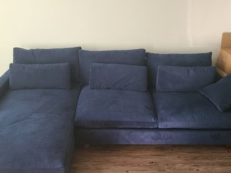 West Elm sectional Sofa (like new) for Sale in Walnut Creek,  CA
