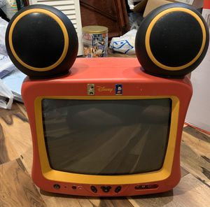 Disney Mickey Mouse tv for Sale in Port St. Lucie, FL