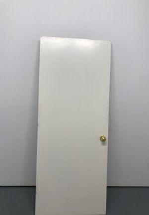 32 inch exterior door left hand swing for Sale in Bakersfield, CA