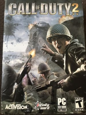 Call of Duty 2 PC for Sale in Machesney Park, IL