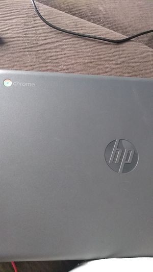 TOUCHSCREEN CHROMEBOOK HP 14 for Sale in Pasadena, TX