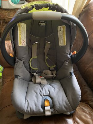 Chicco Car seat w/ 2 bases for Sale in Woodbridge, VA