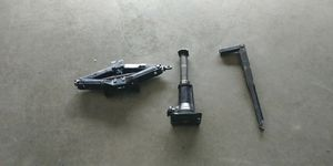 Two floor jacks and 1 wrench for Sale in Atlanta, GA