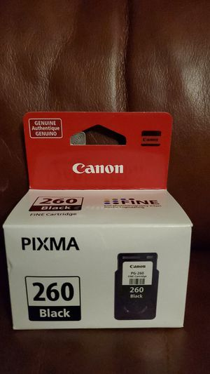 canon pixma ink cartridges 260 for Sale in Oakland Park, FL