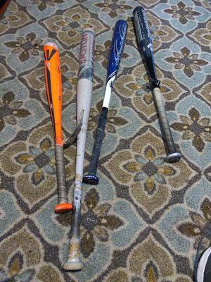 Baseball bats for Sale in Fresno, CA