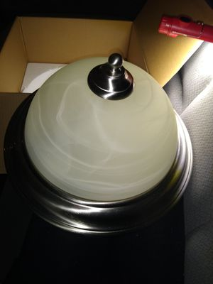 Home decorator collection light for Sale in Bristol, PA