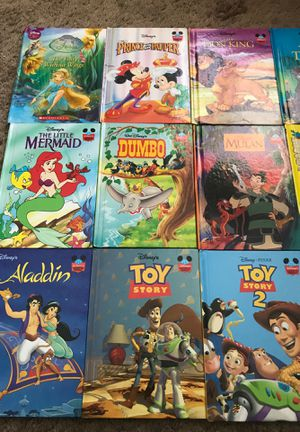 Disney book Collection for Sale in Los Angeles, CA