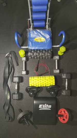 Exercise mix and match for Sale in Lakewood, WA
