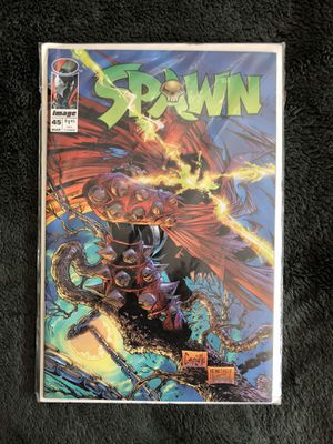 Spawn collectible comic issue 45 for Sale in Torrance, CA