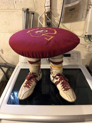 Vintage Washington redskins stool for Sale in Rockville, MD