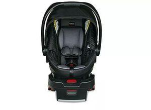 Britax B-Safe 35 Infant Car Seat Ashton Black/Gray Safe Cell Impact Protection Ashton for Sale in Lewisburg, TN