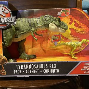 Brand New Jurassic World Legacy Collection Tyrannosaurus Rex Pack for Sale in Chino Hills, CA
