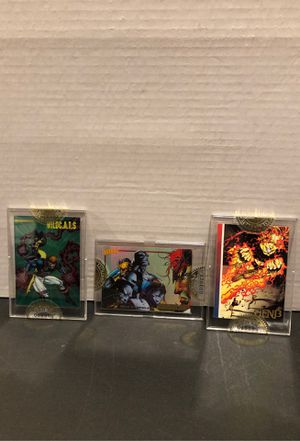 33 various Comic Promo Cards including 7 cards of Evil Ernie glow in the dark cards. for Sale in Vancouver, WA