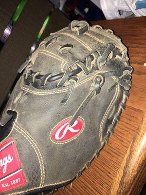 Rawlings 32 1/2 inch softball catchers glove for Sale in Long Beach, CA
