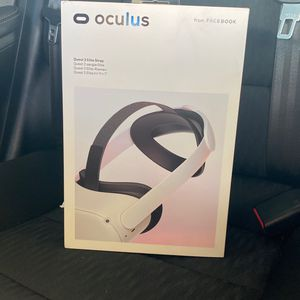 Oculus Quest 2 Elite Strap for Sale in Los Angeles, CA