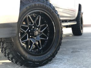 OFF Road wheels for all year and model TWS for Sale in Grand Prairie, TX