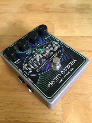 ElectroHarmonix Superego guitar synth pedal for Sale in Fairfax, VA