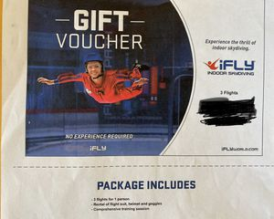 iFLY Indoor Skydiving for Sale in Chicago, IL