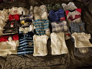 Newborn baby boy clothes for Sale in Portland, OR
