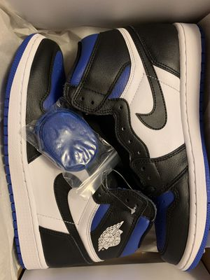 Air Jordan 1 Retro Royal Toe for Sale in Tampa, FL