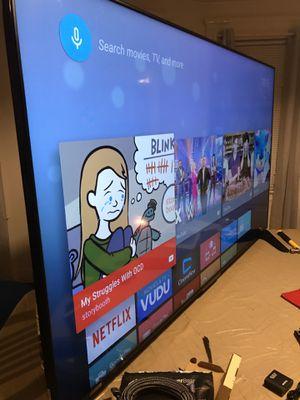 70 inch sharp smart 4K tv for Sale in Methuen, MA