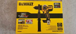 DEWALT 20-Volt MAX Lithium Ion Cordless Brushless 1/2 in. Hammer Drill/Driver with FLEXVOLT ADVANTAGE (Tool Only) for Sale in Stickney, IL