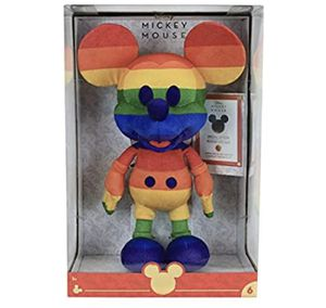 Disney RAINBOW MICKEY MOUSE Plush June 2020 LIMITED EDITION for Sale in Fresno, CA