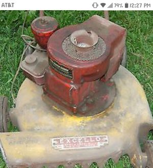Any old push mower motors for Sale in Greenville, MI