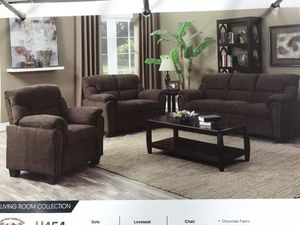 2 pcs sofa set for Sale in Groveport, OH