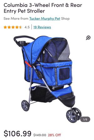Dog stroller 70$ for Sale in Long Beach, CA