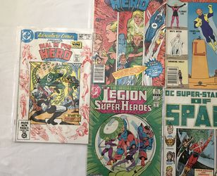 Dc Comics Great Condition All For $20 for Sale in Reedley,  CA