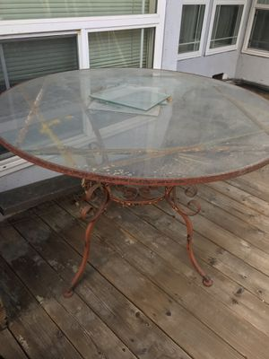 Free glass table for Sale in San Jose, CA