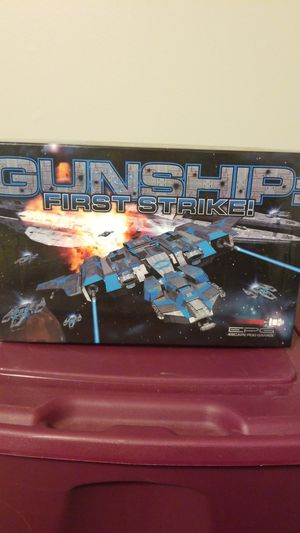 Board game: gunship first strike for Sale in Aurora, OH