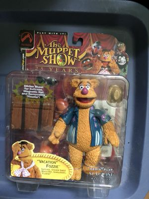 Muppets Action Figure Fozzie for Sale in Philadelphia, PA