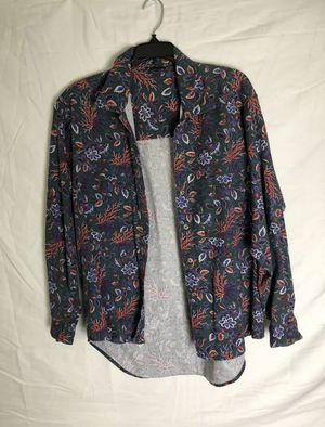 Patagonia Button Up Shirt Unisex Floral Vintage for Sale in Norco, CA