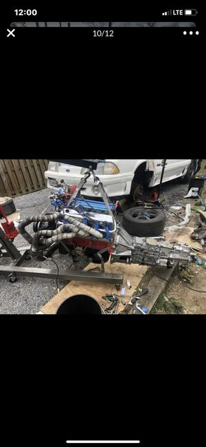 tremec tr3550 transmission mustang 5.0 351w for Sale in Wheaton, MD