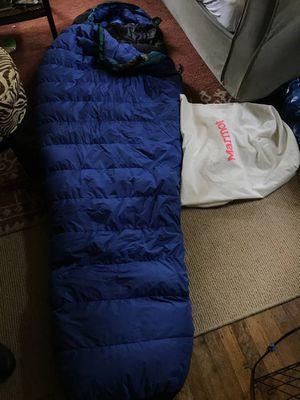 Marmot down Sleeping Bag for Sale in Berkeley, CA