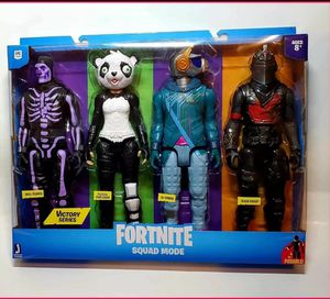 """BIG 12"""" Fortnite Game Squad Mode Skull Trooper Black Night Victory Posable Doll Figures for Sale in St. Cloud, MN"""